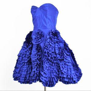 NWOT Betsey Johnson Topiary Tutu Dress
